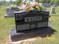 "Samuel Donald ""Sam"" Knopp (1926-2015) - Find A Grave Memorial"