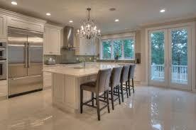 kitchen marble floor designs