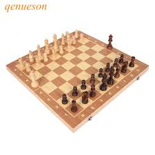 Classic Wooden Board Games High Quality Factory wholesale Chess Classic Wooden Chess Set 49