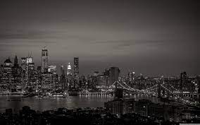 Black and White City Wallpapers - Top ...