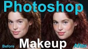 cs6 how to use photo to apply makeup to a model