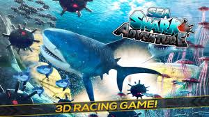 🦈🐚🦐👍sea shark adventure game by cheese hole games  🦈🐚🦐👍sea shark adventure game by cheese hole games adventure itunes android