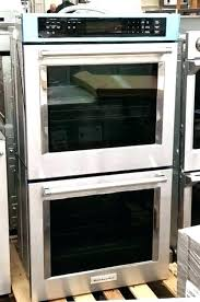 kitchenaid double oven 27 double wall oven double ovens double wall oven upper convection oven stainless