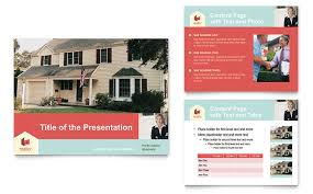 Powerpoint Real Estate Templates Home Real Estate Powerpoint Presentation Powerpoint Template