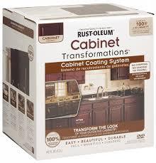 Rustoleum Kitchen Cabinet Rust Oleum 263231 Cabinet Transformations Small Kit Espresso
