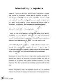 power in negotiation essays power in negotiating essay 526 words brightkite com
