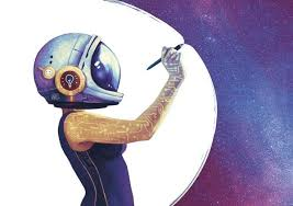 Welcome to my <b>Universe</b> by Avvoula | <b>Astronaut</b> art, <b>Astronaut</b> art ...