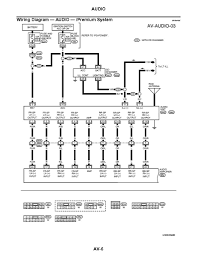 2006 nissan teana stereo wiring diagram wire center \u2022 1996 Nissan Maxima Radio Wiring Diagram at 2006 Nissan Maxima Wiring Diagram