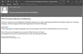 Phishing Incident Report Magdalene Project Org