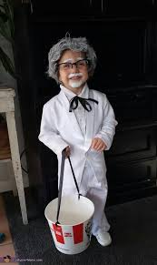 diy costumes for new 16 best samantha colonel sanders images on of