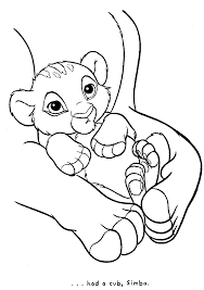 Image Detail For Lion King Coloring