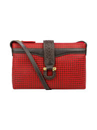 High Design Clutches Hidesign Sb Frieda W4 Red Womens Clutch