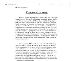 what is an example of comparing and contrasting answers throughout sample introduction for compare and contrast essay regard to 15 inspiring example comparison resume