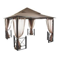The Home Harbor Hampton Ft Gazebo-gfs01250a X Depot Bay 12 -
