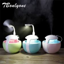 TBonlyone 450ml Air Humidifier Upgrade <b>3 in 1</b> Humidifier Home ...