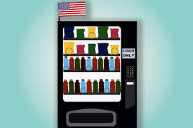 Vending Machine Debate Amazing A TUTD Exploration Of Vending Machines The Heights