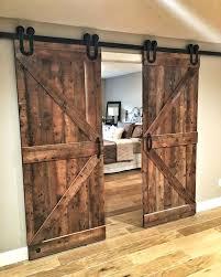 rustic sliding door reclaimed wood sliding barn doors antique brass sliding door hardware