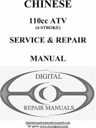 wiring diagram for chinese cc atv the wiring diagram chinese 110cc atv service repair manual 2nd edition ma wiring diagram