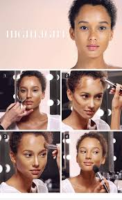 sephora glossy contouring magic how to contour your oval shaped face
