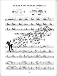 drum set sheet music joel rothmans basic drumming made easy for snare and set sheet
