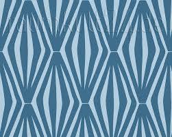 Schöner Wohnen 5 Vlies-Tapete 944030 (Blau)