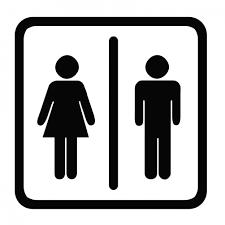 Bathroom Men Women Toilet Signs Cool Men And Women Bathroom Sign