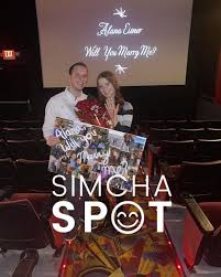 Simcha Spot - Engagement of Avi Glazer (Dallas) and Alana...   Facebook