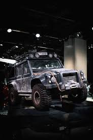 Land Rover Defender X James Bond Spectre  I