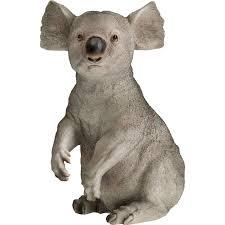 """<b>Копилка Koala</b>, коллекция """"<b>Коала</b>"""" 30*43*25, Полирезин, Серый ..."""