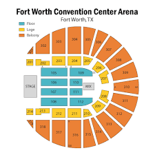 Fort Worth Convention Center Seating Chart 79 True To Life Hamilton Convention Centre Seating Chart