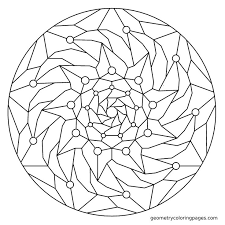 Small Picture Fractal Coloring Pages Many Interesting Cliparts