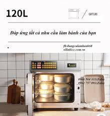 Nơi bán Lò nướng Ukoeo đối lưu GTX 120 giá rẻ nhất tháng 01/2021