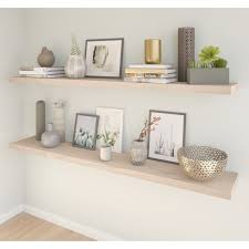 High Quality Floating Shelves Inspiration Shop Bestar 32 Piece 132 X 732 High Quality Lightweight Floating