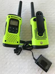 motorola t600. motorola solutions talkabout t600 h2o go anywhere walkie talkies 9