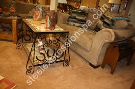 Wrought Iron Living Room Furniture Custom Wrought Iron Furniture Steel Expressions Lancaster