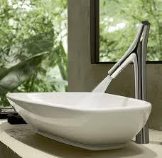 axor starck organic washbasin faucets by hansgrohe