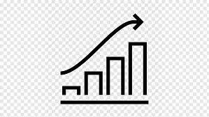 Black Growth Chart Bar Chart Computer Icons Arrow Bar