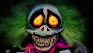 Animated Pictured A Look Back On Beetlejuice The Animated Series Syfy Wire