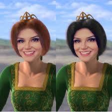 Fernanda Crispim Dublagem - Fiona Ruiva ou Morena? Hahaha #fiona  #farfaraway #shrek #dreamworks #princessfiona #fernandacrispimdublagem  #fernandacrispim