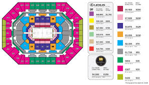 Raptors Courtside Seating Chart 56 Proper Raptors Seating Chart Prices