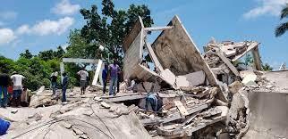Dodental zware aardbeving Haïti loopt ...