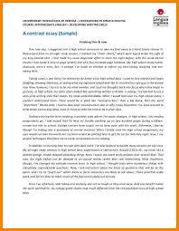 outline for compare contrast essay address example outline for compare contrast essay contrast essay outline sample 1 638 jpg cb 1396986531