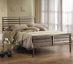 about metal platform beds  bedroom ideas