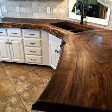 southern vintage reclaimed wood counters 0010