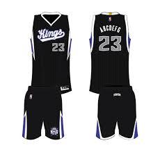 Kings Sacramento Jersey New 2016