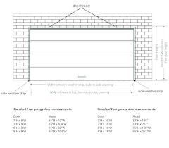average garage door height standard garage door sizes two car garage door dimensions standard office door