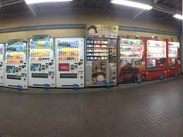 Vending Machine Product Suppliers Extraordinary Japan's Vending Machines Tell You A Lot About The Country's Culture