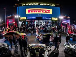 <b>Pirelli P Zero</b> World store opens in Dubai; Melbourne next up ...