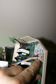 adding a programmable thermostat to mitsubishi mr slim heat pumps sony