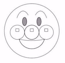 アンパンマン イラスト 簡単 Yahoo検索画像 ダンボール